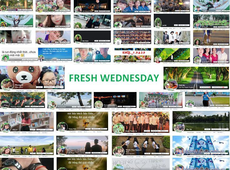Câu lạc bộ Biến đổi khí hậu COP23 tổ chức chuỗi sự kiện Fresh Wednesday