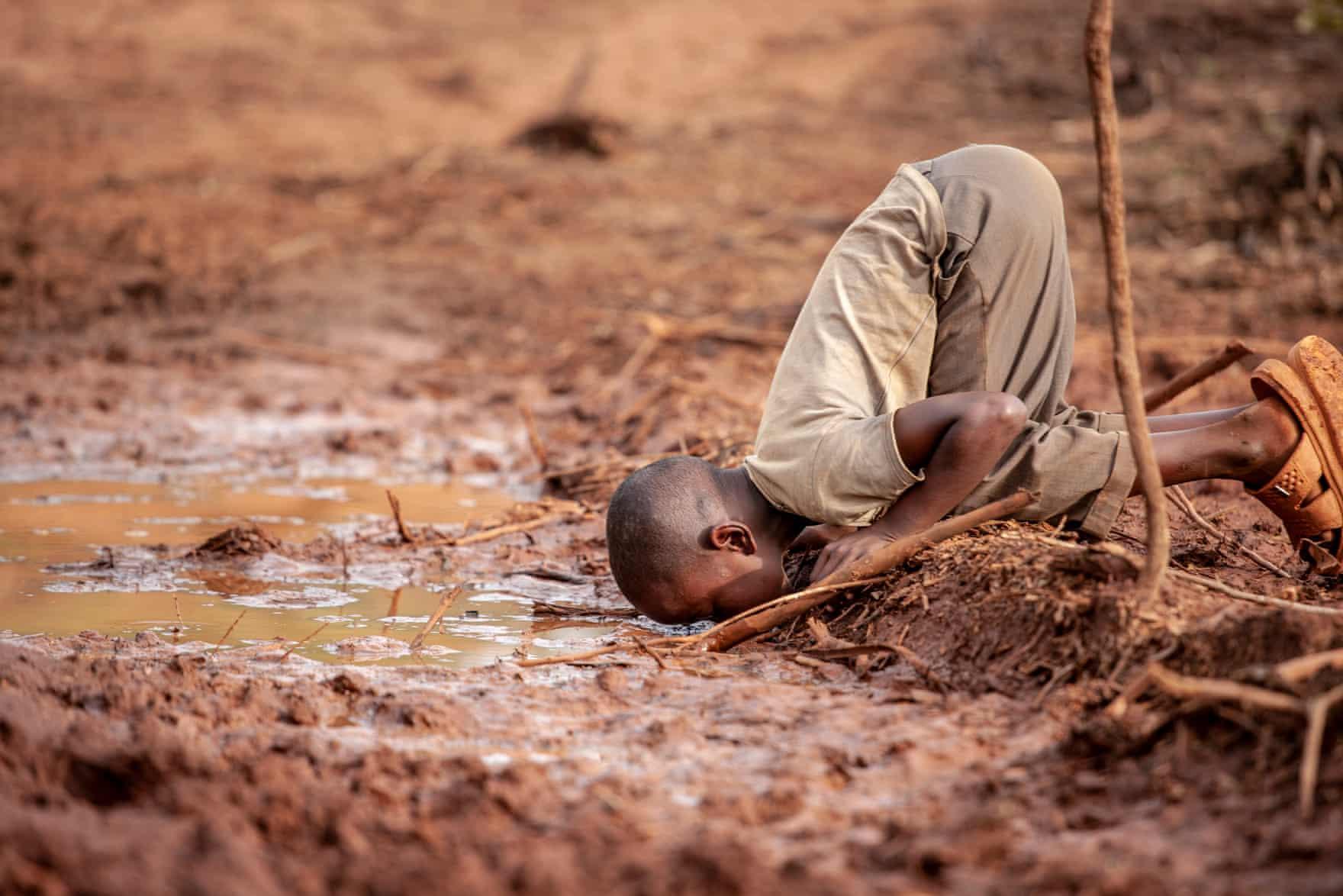 Khát... nguồn nước sạch