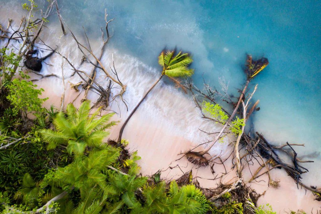 Nước biển dâng ở Tuvalu
