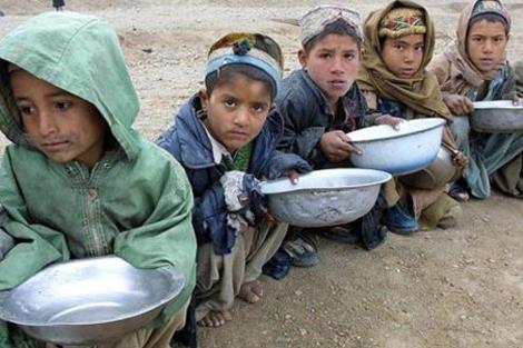 Đói nghèo - khủng bố - bất công vì biến đổi khí hậu
