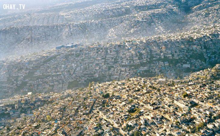 Những bức ảnh cho thấy con người đã đối xử tệ bạc với Thiên nhiên như thế nào