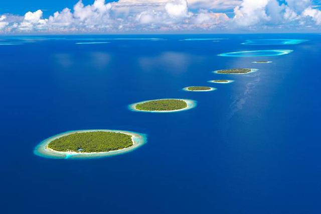 Những hòn đảo đang chìm của Marshall