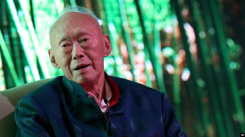 Lý Quang Diệu viết về vấn đề năng lượng và biến đổi khí hậu