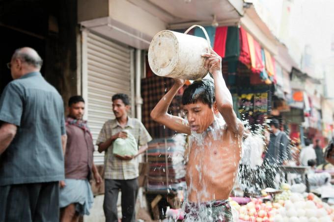 Nhiệt độ bất thường làm 2,6 triệu người châu Á thiệt mạng